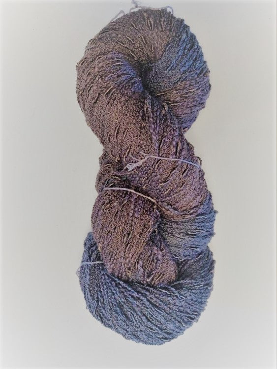 Soft Clay Cotton Rayon Seed Yarn