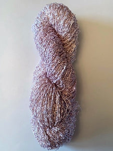 Soft Rose Rayon Loop Yarn