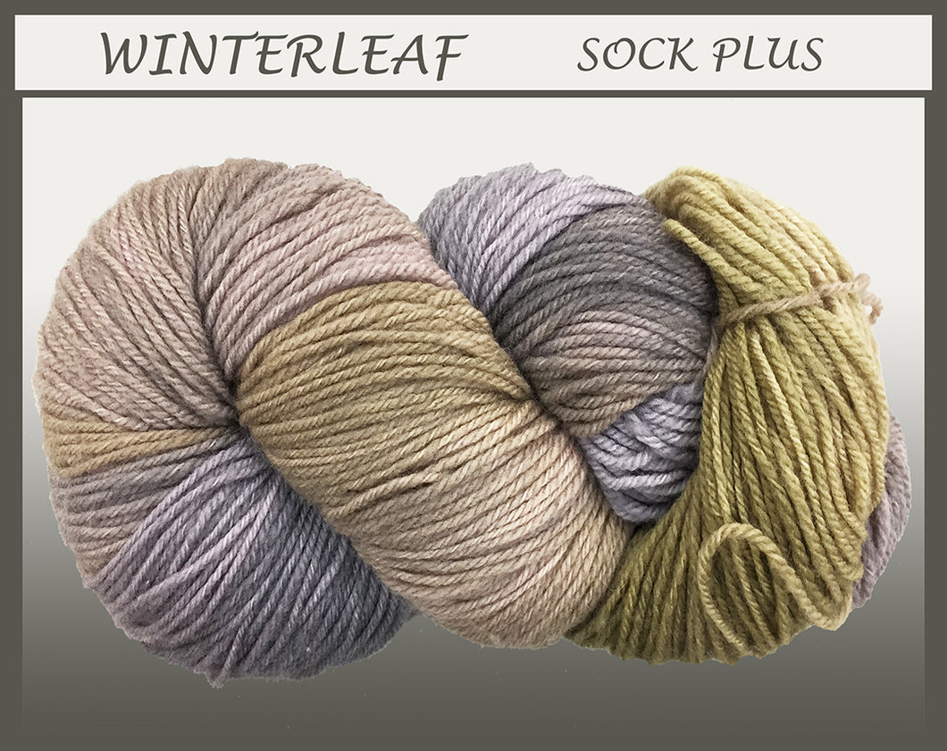 Winterleaf Sock Plus Yarn