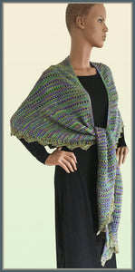 Spring Meadow Shawl