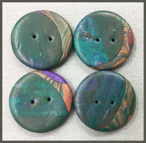 "Buttons: ""Stones"" #6"