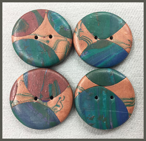 "Buttons: ""Stones"" #5"