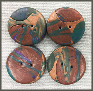 "Buttons: ""Stones"" #2"