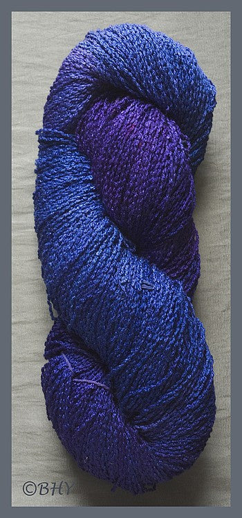 Blue Violet Softwist Rayon