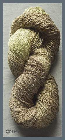 Bronze Softwist Rayon Yarn