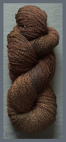 Chocolate Softwist Rayon Yarn