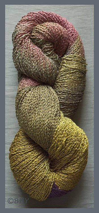Old Gold Softwist Rayon Yarn