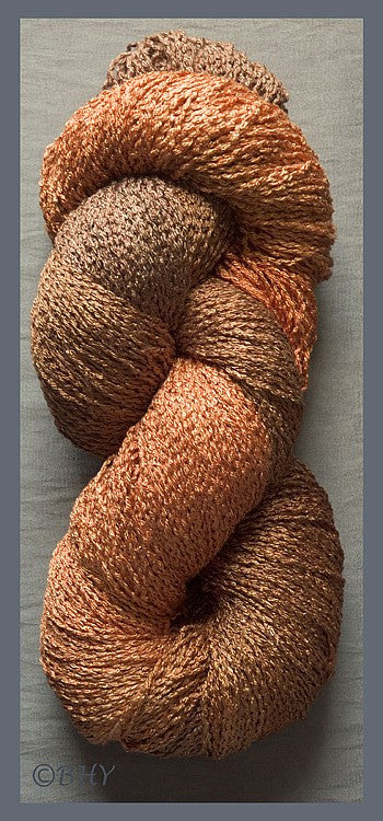 Pumpkin Pie Softwist Rayon Yarn