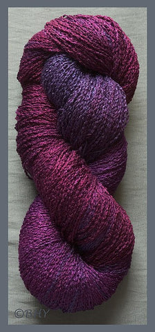 Blueberry Softwist Rayon Yarn