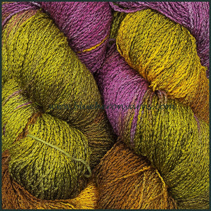 Curry Softwist Rayon Yarn