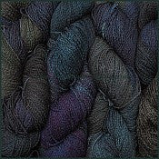 Deep Space Softwist Rayon Yarn