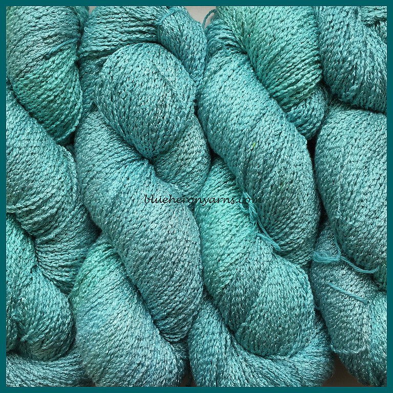 Robin's Egg Blue Softwist Rayon Yarn
