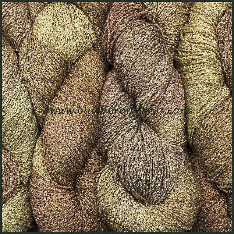 Walnut Softwist Rayon Yarn