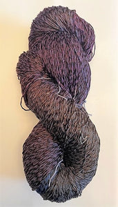 Tapestry cotton/rayon twist lace yarn