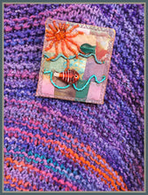 Up at Dawn Quilted Pin