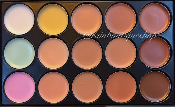 Multi-Color Contouring/Concealer