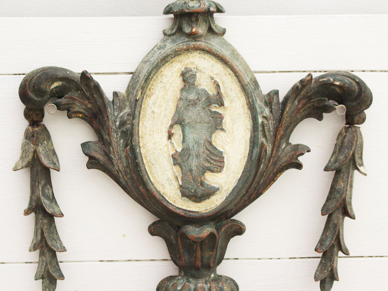 A Pair of 1950's French Neoclassical Wall Lights