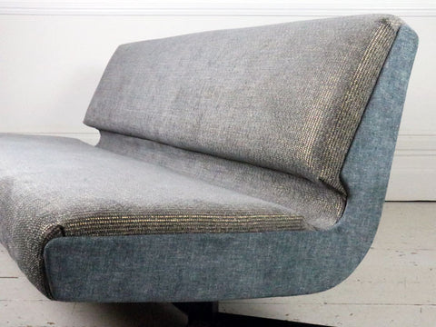 A beautiful and rare Angelo Ostuni 1950's sofa