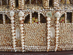 Extraordinary Folk Art Antique French Shell Palace Model