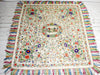 A Very Large Rare and Ornate Chinese Embroidery on Silk