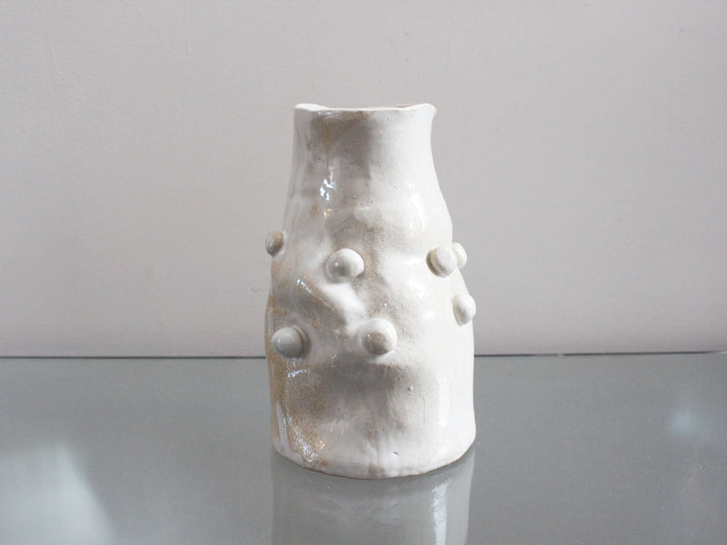 Kate Monckton Ball Ceramics - Medium Ball Flower Vase