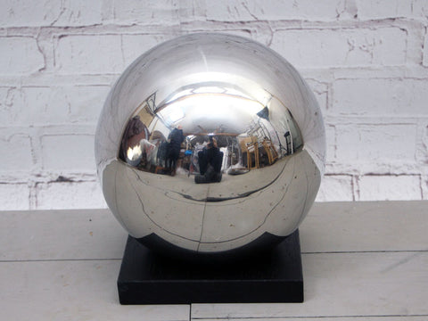 1950's Mirror Ball on Stand