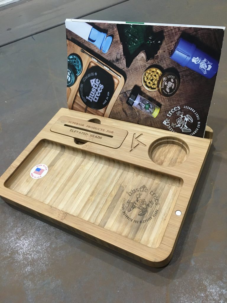 Hustle Trees Tray