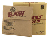 3x3 Parchment Pouch by RAW