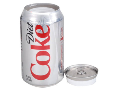 Soda Can Safe (Various Styles)