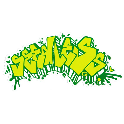 Aero Blok Sticker by Seedless