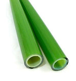 Electric Green Tube by Greasy Glass
