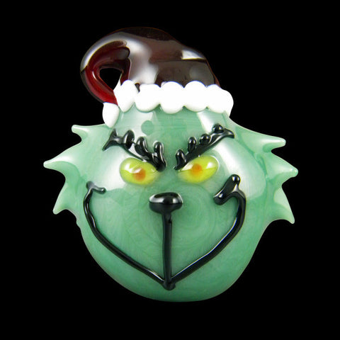 Grinch by Chameleon Glass