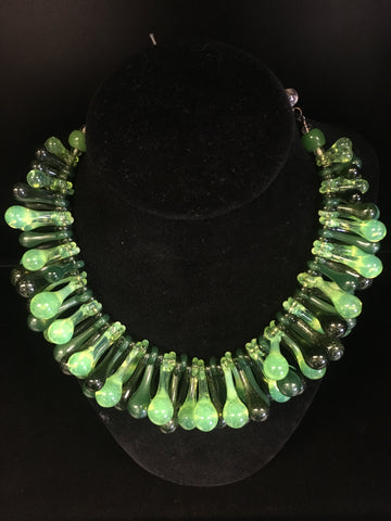 Arizona Project Slyme & Green Stardust Necklace