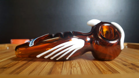Hooty by Chameleon Glass