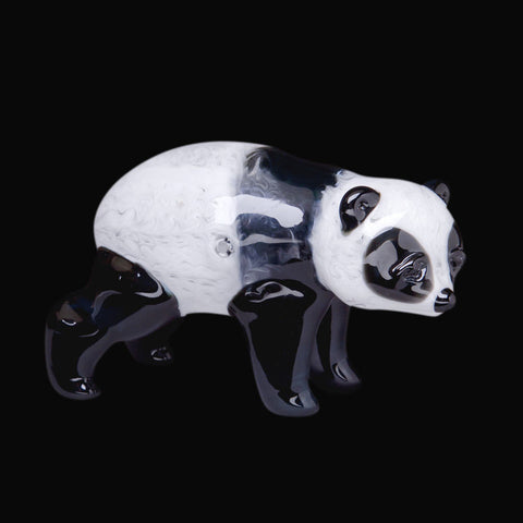 Panda by Chameleon Glass