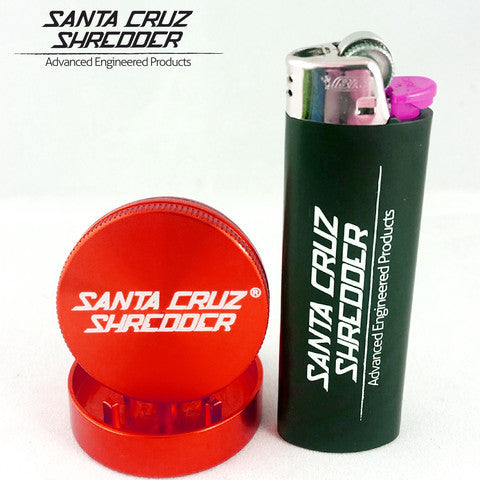 Small 2-Piece Shredder by Santa Cruz Shredder