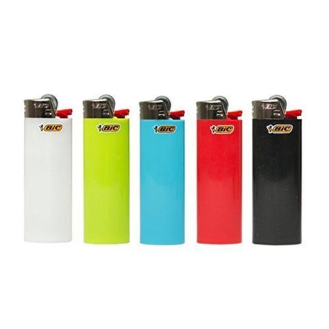Bic Classic Full Size Lighter Assorted Colors