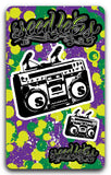 Boom Box Stixcard by Seedless