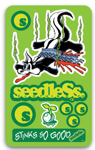 Road Kill Stixcard by Seedless