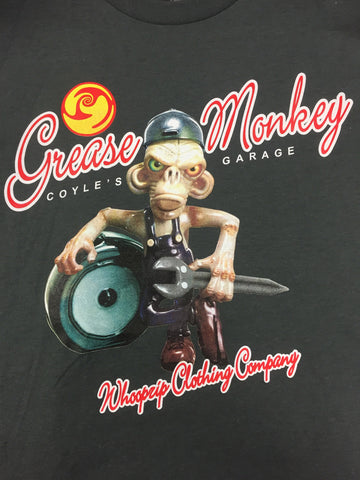Grease Monkey T by Coyle & Whoopzip