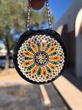 Small Biz Saturday Mandala Pendant by Steve H