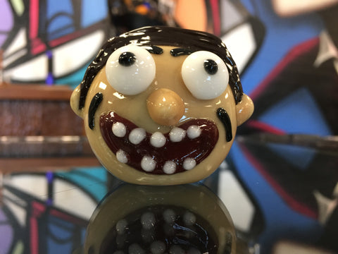 Morty by Chameleon Glass