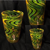 Fumed Waves Cup by Jason Gordon