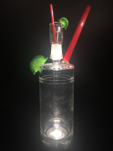High Ball Glass by Zombie Hand