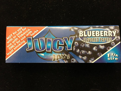 Juicy Jay's 1 1/4 Rolling Papers (Various Flavors)
