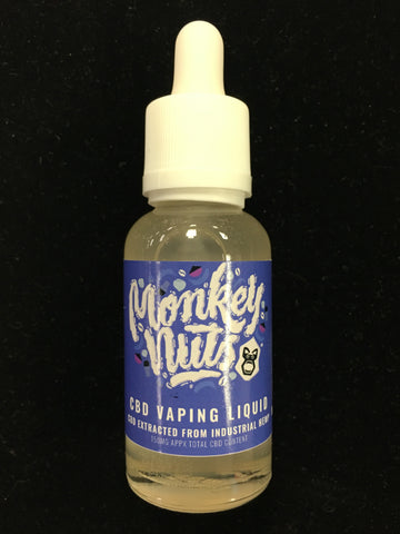 Monkey Nuts CBD by Valor Vapor