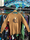 Crewneck Movement Brown by Grassroots