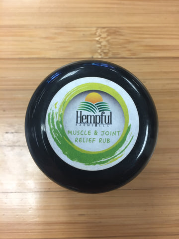 Muscle & Joint Relief Lotion by Hempful Farms