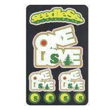 One Love Stixcard by Seedless