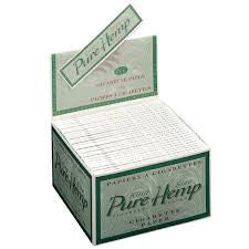 Pure Hemp Papers (Various Sizes)